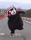 熊本熊gif微信表情包