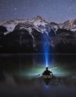 极地夜空图片