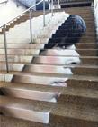创意楼梯绘画效果图
