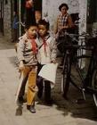 农村八十年代的小学生 八十年代学生图片