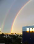 世上最美的双彩虹图片