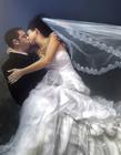 外国海底婚纱照图片 水下婚纱照图片