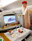 阿联酋航空头等舱图片 阿联酋a380豪华头等舱