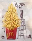 国外创意美食广告图片