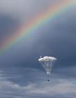 伞兵跳伞图片