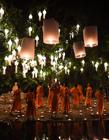 2016年泰国清迈水灯节 2016泰国水灯节什么时候