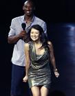 和科比合影的中国女星 跟科比合照的女明星