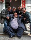 男子结扎后疯长到522斤