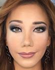 老年人化妆变年轻图片