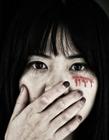 反家暴图片 被家暴的女人身体图片