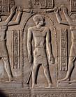 古埃及浮雕与绘画艺术