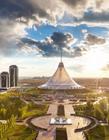 哈萨克斯坦首都阿斯塔纳