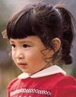 明星儿童时的照片