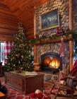 圣诞老人之家图片 圣诞老人北极之家