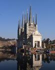 河北美院魔法城堡图片