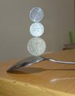 硬币创意手工艺术品