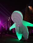 上海法国里昂灯光节
