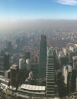 雾霾下的北京 雾霾下的中国