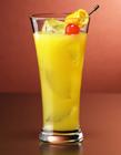 冰块饮料图片 夏天喝饮料加些冰块冰块在饮料中