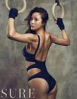 韩国健身女神rayyang照片