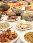 石头做的美食 石头宴图片欣赏