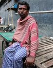 孟加拉贫民窟 孟加拉国乡村生活照片