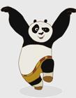 功夫熊猫表情包下载 微信功夫熊猫表情包