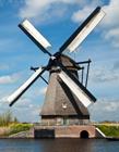 荷兰风车图片 荷兰风车图片大全
