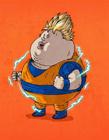 卡通人物都变成大胖子