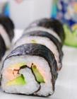 美食寿司图片