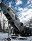 飞机残骸图片