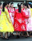 朝鲜服务员在中国 朝鲜女在中国当服务员