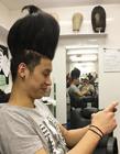 林书豪的发型 林书豪最新发型