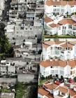 贫富差距图片 穷人和富人的区别图片