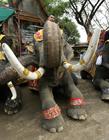 泰国庆祝大象日 泰国大象节如何庆祝