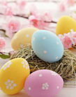 复活节彩蛋设计 彩蛋的图片
