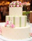 最漂亮的婚礼蛋糕图片 唯美婚礼蛋糕图片
