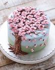 浪漫鲜花蛋糕图片大全