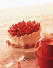 日式草莓蛋糕 创意草莓蛋糕图片大全