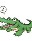 鳄鱼简笔画图片大全 鳄鱼简笔画步骤