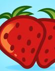 草莓简笔画图片大全 草莓怎么画简笔画