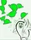 扣绿帽子表情包 微信聊天带绿帽子图片
