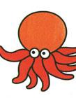 章鱼简笔画图片大全 章鱼怎么画