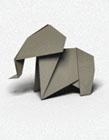 立体动物折纸大全图解