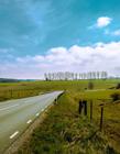 田园风景唯美图片 真实乡村田园风景图片