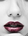 个性的嘴唇图片 个性大红嘴唇图片大全