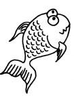 金鱼简笔画图片大全