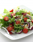 五彩蔬菜沙拉图片大全