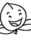 桃子简笔画 桃子怎么画