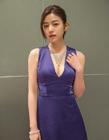 陈妍希的胸 陈妍希胸很大吗 陈妍希胸罩杯